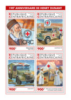 Central Africa 2018  Henry Dunant   ,red Cross  S201902 - Central African Republic