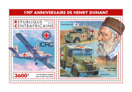 Central Africa 2018  Henry Dunant  Red Cross  S201902 - Central African Republic