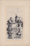 AN87 Social History - Fishermen - Pêche
