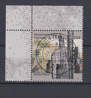 Bund 2358 Eckrand Links Oben Naturdenkmäler In Deutschland (III) 144 Cent ESST - BRD