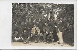 LE MANS (Sarthe) - BLESSES à L'HÔPITAL - Guerre 1914-18 - Carte-photo  - WW1 - A Voir ! - Guerre 1914-18