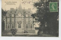 LAMAZIERE BASSE (environs) - Château De ROUSSILHE - France