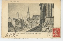 EN NORMANDIE - ROUEN - Vue De La Halle Aux Toiles - Rouen