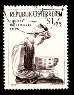 Autriche 1955 Mi.Nr: 1023 Tag Der Briefmarke  Oblitèré / Used / Gebruikt - 1945-.... 2de Republiek