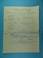Câbleries De Seneffe Société Anonyme /40/ - Électricité & Gaz