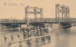 CPA - Belgique - Dendermonde - Termonde - Grand Pont - Dendermonde