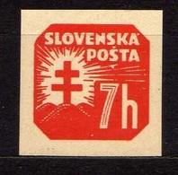 Slowakei / Slovakia, 1939, Mi  56 X ** [240319XXIV] - Slovakia