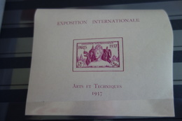 Bloc De 1937*MH - Inde (1892-1954)