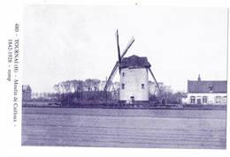 Tournai: Moulin De Cailloux ( 2 Scans) - Belgique