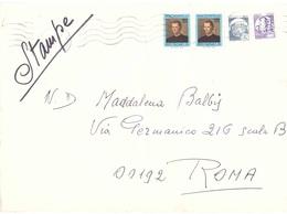 STAMPE 3 PORTI - 6. 1946-.. Repubblica