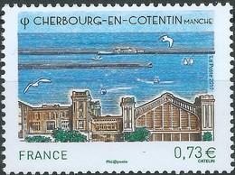 France / 2017 / N° 5163 Vue Des Portsde L'ancienne Gare Maritime Transatlantique - Nuevos