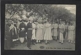 CPA Inde India Circulé Saleh Of Nowanagar - Inde