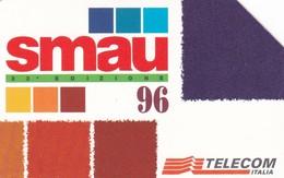 SCHEDA TELEFONICA  SMAU 96  SCADENZA 31/12/1998 USATA - Italia