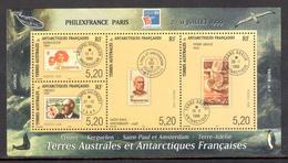 TAAF - 1999 - BF Philexfrance ** - Terres Australes Et Antarctiques Françaises (TAAF)