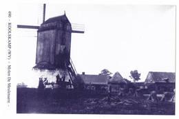 Koolskamp: Molen De Meulenaere ( 2 Scans) - België