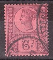 GB - 1887/1900 - N° 100 - Victoria Jubilé - Gebruikt