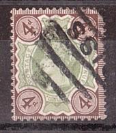 GB - 1887/1900 - N° 97 - Victoria Jubilé - 1840-1901 (Victoria)
