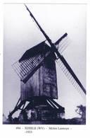 Sijsele: Molen Lannoye ( 2 Scans) - België