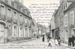 Bellême (Orne) - Rue Boucicaut - Librairie Guenon-Guichard - Carte Animée N° 3 - Autres Communes