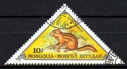 MONGOLIE. N°679 Oblitéré De 1973. Ecureuil De Corée. - Rongeurs