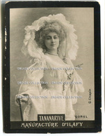 FIGURINA CHROMO TANANARIVE MANUFACTURE D'ILAFY SOREL  G. CHAPIN REUTLINGER PARIS - Chromos