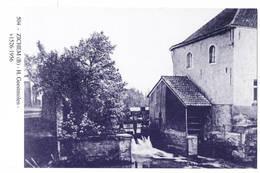 Zichem: H.Geestmolen ( 2 Scans) - Belgique