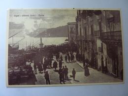 "Cartolina ""LIPARI 1920 Marina"" - Italia"
