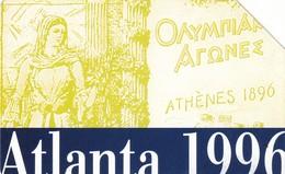 SCHEDA TELEFONICA  OLIMPIADI DI ATLANTA  SCADENZA 31/12/1998 USATA - Italia