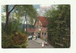 Ründeroth - Hotel-Pension  - Stempel 1913 (2 Scans) - Duitsland