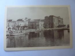"""Cartolina """"MILAZZO 1930 Il Municipio"""" - Italia"""