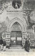 Environs De Bagnoles De L'Orne - Mesnil-Gondouin, Le Portail De L'Eglise Parlante Et Vivante - Carte LL N° 202 - Autres Communes