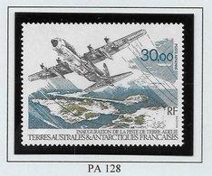 6 0113TAAF - PA  N°128 - Poste Aérienne