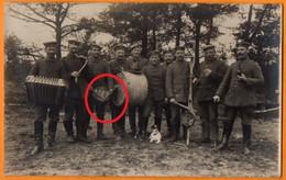 UNSERE KAPELLE  -   Orchestre Improvisé  -  1918 - Guerre 1914-18