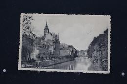 M/o -266 / Hainaut  -  Charleroi, La Sambre. Vue Prise Du Pont Neuf  / Circulé - Charleroi