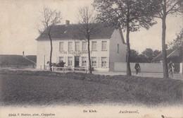 AUSTRUWEEL OOSTERWEEL 1907 ESTAMINET DE KLOK CAFÉ In De Polder Met Animatie - HOELEN KAPELLEN 3343 - België
