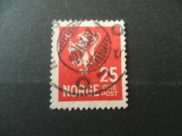 NORVEGE N° 116   OBLITERE - Norvège