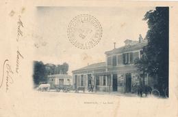 95) ARGENTEUIL : La Gare (1902) - Argenteuil