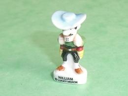 Fèves / Films / BD / Dessins Animés : Lucky Luke , William Dalton     T45 - Cartoons