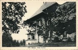 CPA - Belgique - Sosoye - Villa Cardyn - Anhée