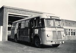 Bus Saurer-Verheul, Rotterdam, Sluisjesdijk, 1965, S.V.A. - Auto's