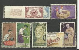 Laos, 1950, Un Lot De Poste & P.A. Neufs** Cote YT 357€10 - Laos