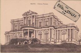 33 Blaye - Cpa / Château Pérenne. - Blaye