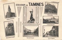 CPA - Belgique - Souvenir De Tamines - Namur