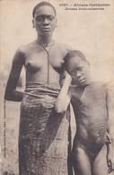 CARTOLINA - POSTCARD - SENEGAL - JEUNES DAHOMèENNES - Senegal