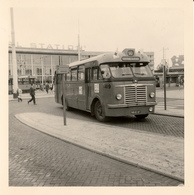 Bus 50, Rotterdam, Centraal Station - Auto's