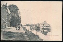 MECHELEN   A.SUGG  27   LE LONG DU CANAL - Malines