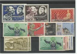 Laos, Un Lot De Poste & P.A. Neufs** Cote YT 466€65 - Laos