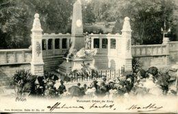 CPA - ARLON - MONUMENT ORBAN DE XIVRY - Arlon