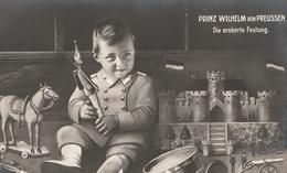 Cartolina - Postcard - Viaggiata -  Sent  -  Bambino Che Gioca - Sonstige