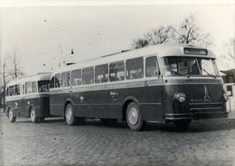Bus RTM 42, Waterbok, Magirus-Deutz, Rotterdam, SVA - Auto's